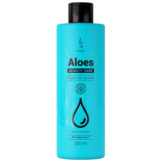 DuoLife Beauty Care Aloes Micellar Cleansing Water 200ml