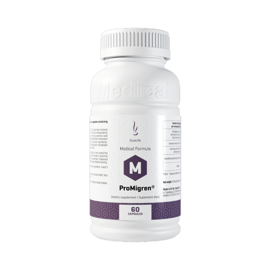 DuoLife Medical Formula ProMigren - NEW
