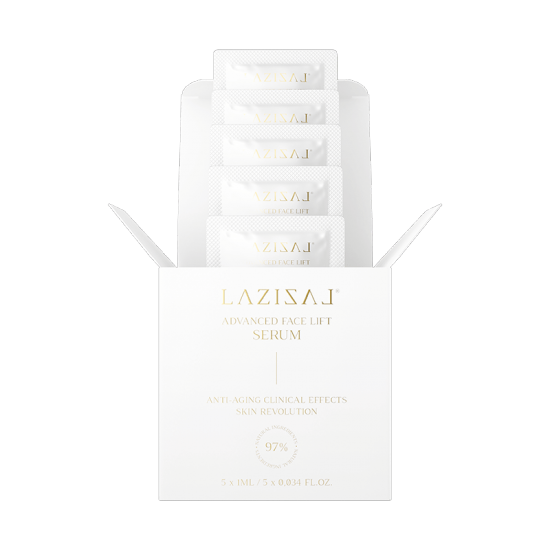 Sample LAZIZAL Advanced Face Lift Serum 1ml (5ks)